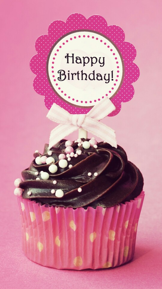 happy birthday cupcake images ; imposing-decoration-happy-birthday-cupcake-pinteres