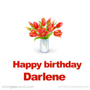 happy birthday darlene images ; Darlene
