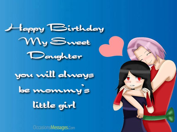 happy birthday daughter from mom ; birthday-messages-for-daughter-from-mom