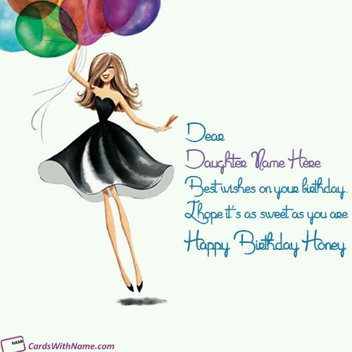 happy birthday daughter from mom ; happy-birthday-card-for-daughter-from-mom-with-name-066c