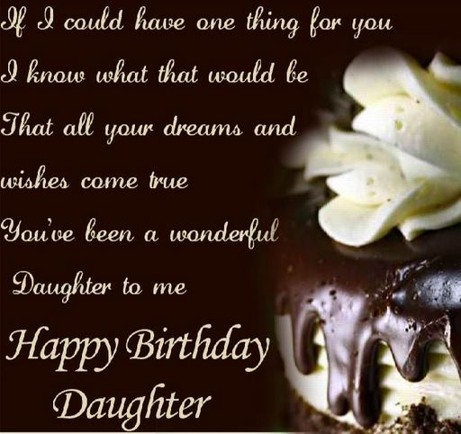 happy birthday daughter from mom ; special-birthday-wish-for-my-daughter-from-parents-father-mother