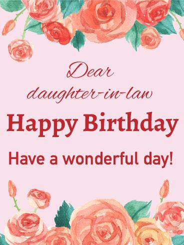happy birthday daughter in law ; b_day_fordil05-461c40a6402b8e785b42d827053123f9