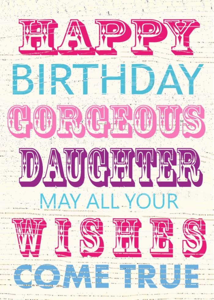 happy birthday daughter meme ; beautiful-happy-5th-birthday-quotes-happy-birthday-daughter-birthday-wishes-for-daughter
