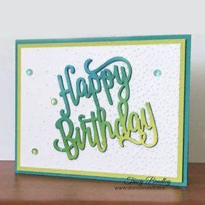 happy birthday dies for card making ; s-l300