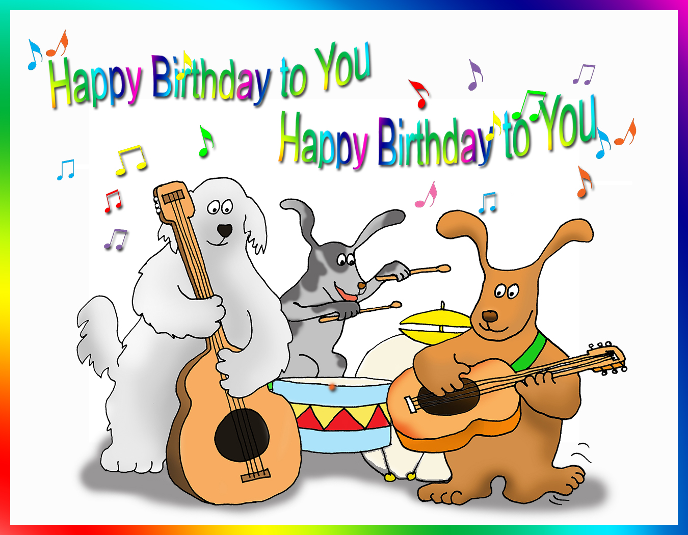 happy birthday dog images free ; Happy-Birthday-Card-For-Stunning-Dog-Birthday-Cards-Free