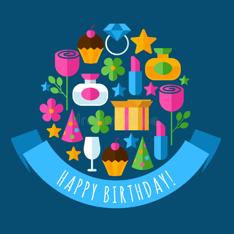 happy birthday f ; happy-birthday-greeting-card-set-flat-design-concept-icons-f-web-mobile-phone-services-apps-circle-shape-made-gift-49278782
