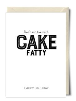 happy birthday fatty ; 1b90896003193ec8aedf53e54ff6b359