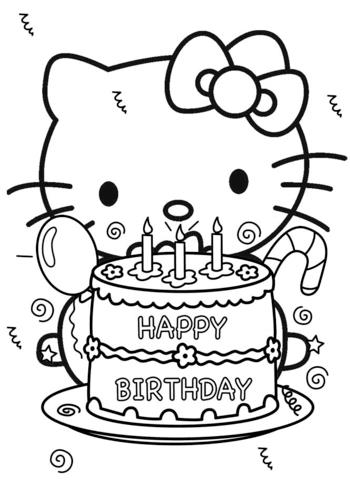 happy birthday free printable coloring pages ; happy-birthday-hello-kitty-coloring-page