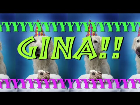 happy birthday gina meme ; hqdefault