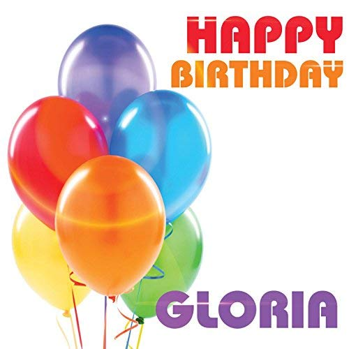 happy birthday gloria ; 51ooqBLFWbL
