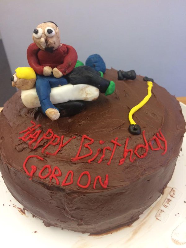 happy birthday gordon ; CA2tls6WcAAQc01
