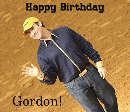happy birthday gordon ; Gordon-1