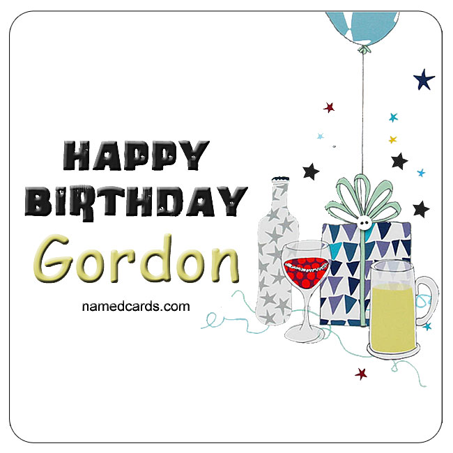 happy birthday gordon ; Happy-Birthday-Gordon-Male-Card-For-Facebook