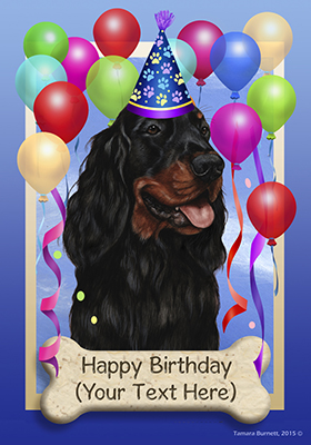 happy birthday gordon ; gordon-setter-57163