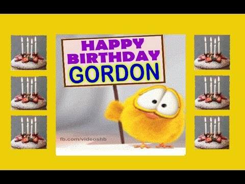 happy birthday gordon ; hqdefault-2