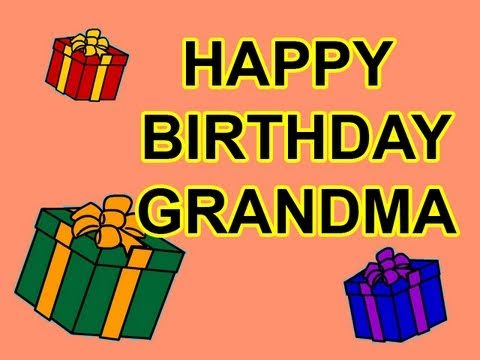 happy birthday grandma funny ; 0