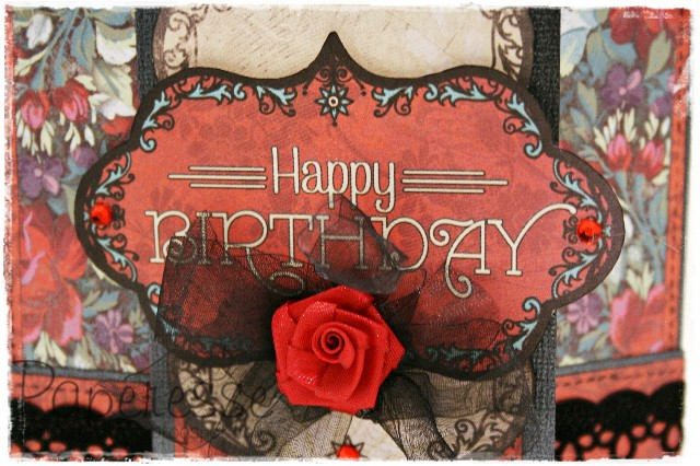 happy birthday gypsy ; Gypsy+Rose+detail