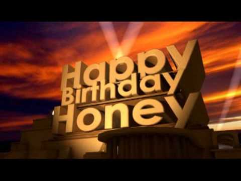 happy birthday honey images ; hqdefault