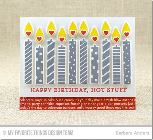happy birthday hot stuff card ; 33e00132801941cdd028a9a7c52213a1