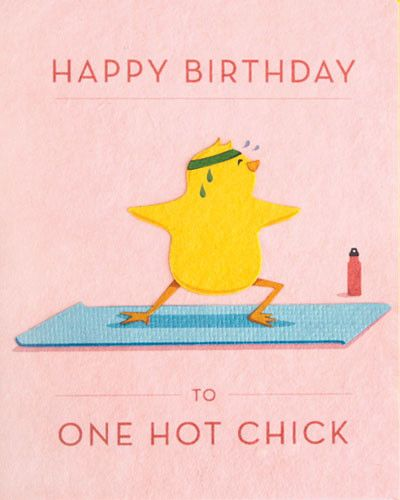 happy birthday hot stuff card ; a9653a2e80361d5b092198f68b103039