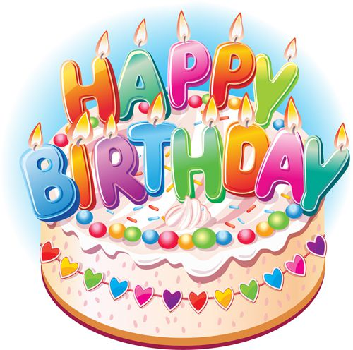 happy birthday images for facebook ; Happy-Birthday-Cake-And-Candle-Graphic-Share-on-Facebook