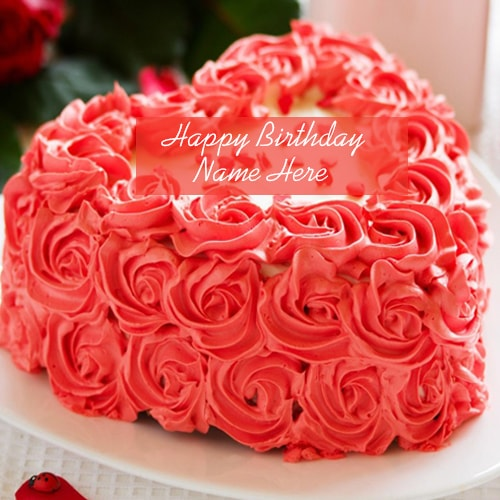 happy birthday images with name edit ; Beautiful-Rose-Birthday-Cake-Images-with-Name-Edit1466789131