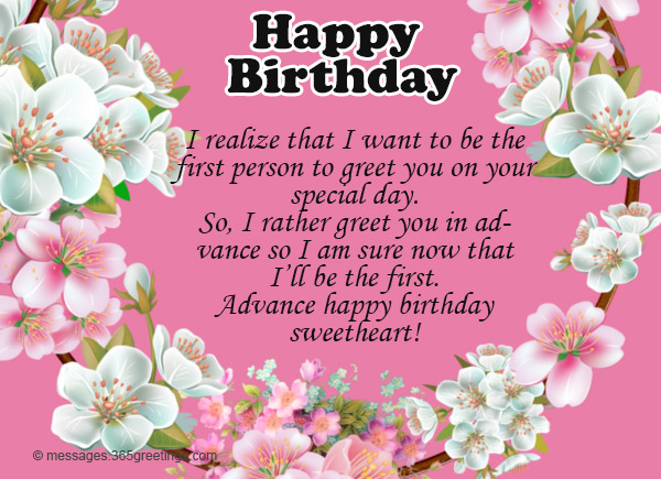 happy birthday in advance greeting cards ; advance-birthday-wishes-message-06