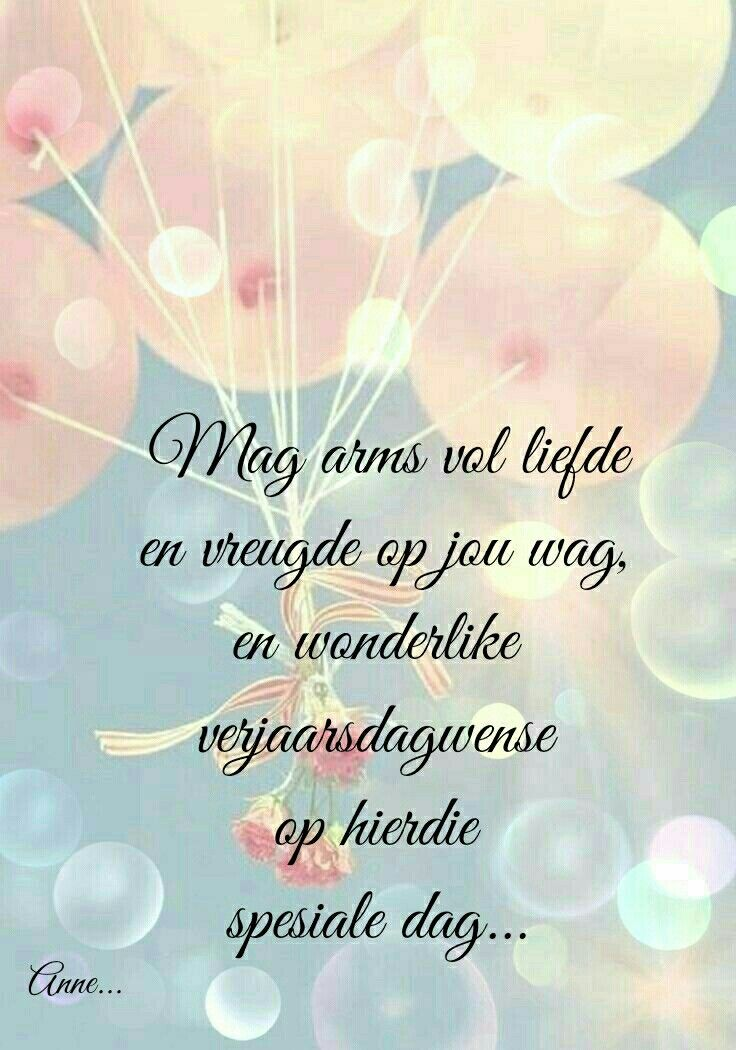 happy birthday in afrikaans ; 098bf51acd0e8f483babe826c93a1742