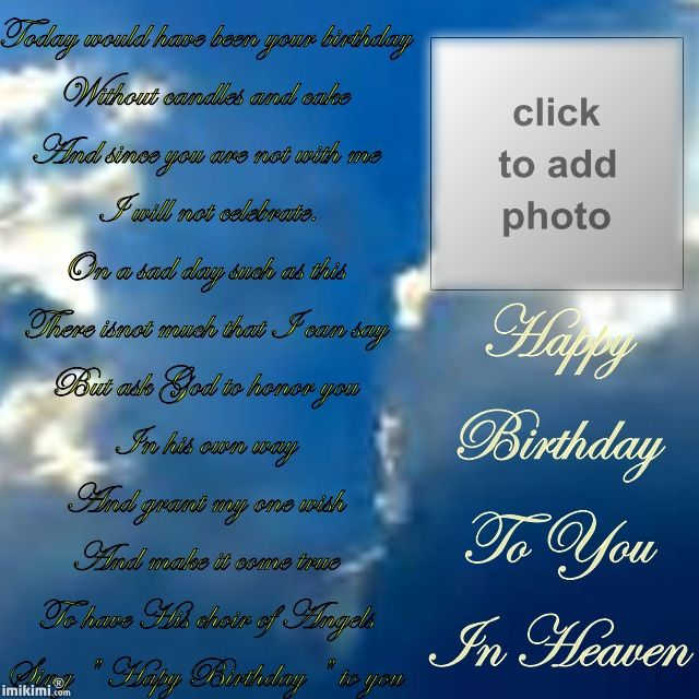 happy birthday in heaven pictures ; 3d781cd26a0374f4b1a30e34b0cb10d9--happy-birthday-in-heaven-your-birthday