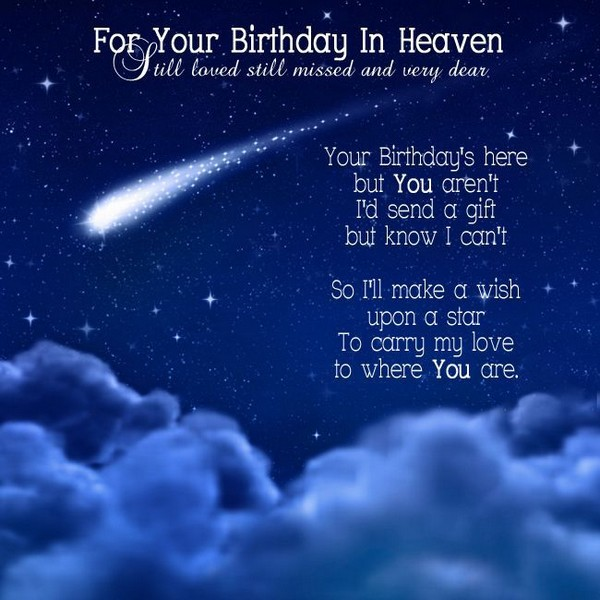 happy birthday in heaven pictures ; happy-birthday-wishes-in-heaven