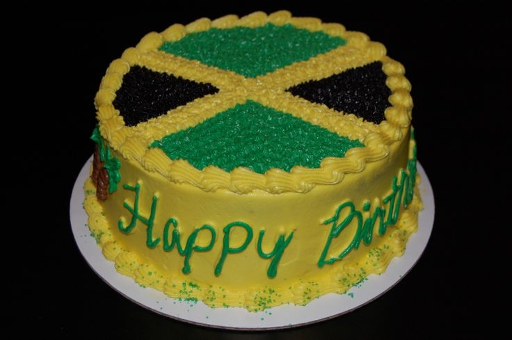 happy birthday in jamaican ; happy-birthday-jamaican-cake_479102