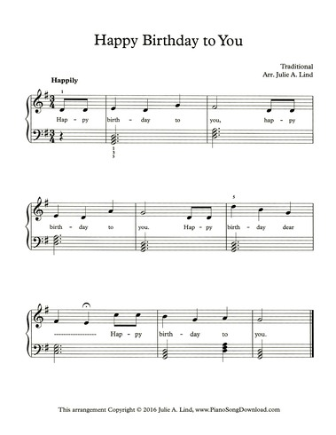 happy birthday in piano chords ; wp6e81d07c_05_06