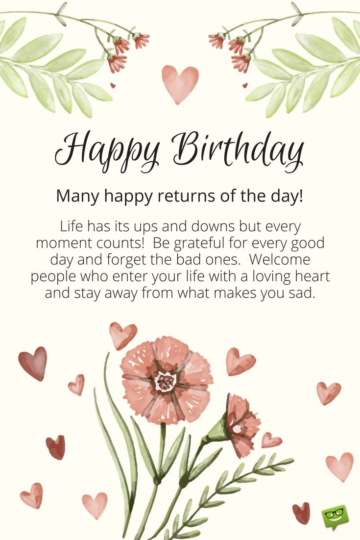 happy birthday inspirational ; Inspirational-Birthday-wish-for-a-friend-on-cute-card-with-flowers-1