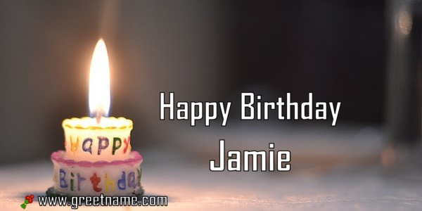 happy birthday jamie ; Happy-Birthday-Jamie-Candle-Fire