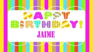 happy birthday jamie ; mqdefault