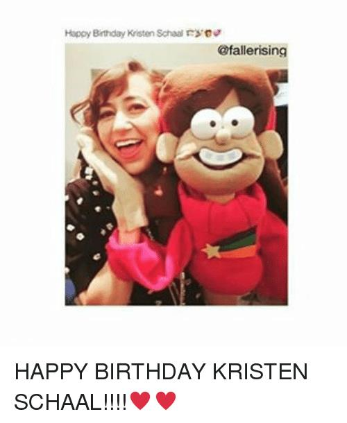 happy birthday kristen meme ; happy-brthday-kristen-schaal-ryov-fallerising-happy-birthday-kristen-schaal-%25E2%2599%25A5%25E2%2599%25A1%25E2%2599%25A5-10637493