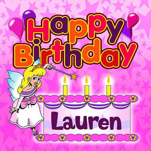 happy birthday lauren ; 500x500-1