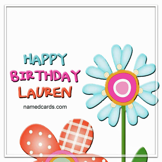 happy birthday lauren ; Happy-Birthday-Lauren-Card-For-Facebook