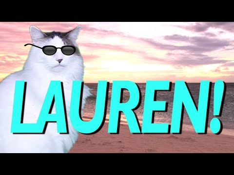 happy birthday lauren ; hqdefault-1