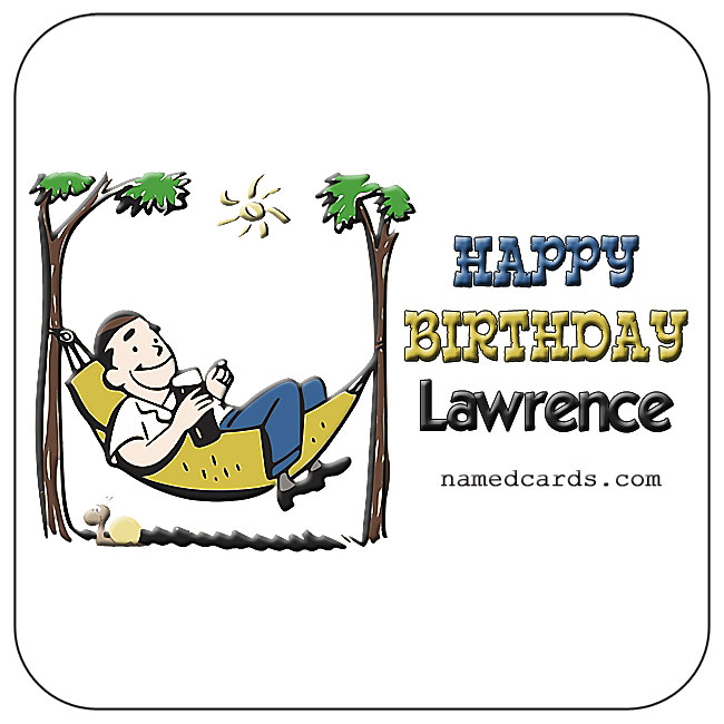 happy birthday lawrence ; Happy-Birthday-Lawrence-Card-For-Facebook