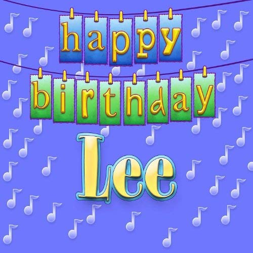 happy birthday lee ; 51bgqCnOknL