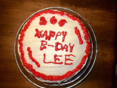 happy birthday lee ; DSC01685