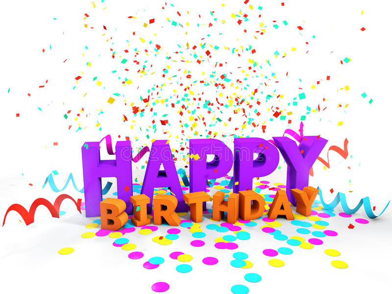 happy birthday logo design ; happy-birthday-card-design-d-typography-white-background-colorfully-designed-as-front-42633127