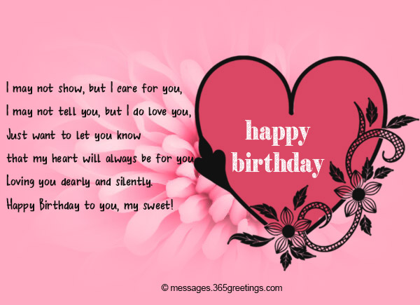 happy birthday love message to my girlfriend ; birthday-wishes-for-girl-friend-02