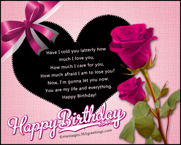 happy birthday love message to my girlfriend ; romantic-birthday-wishes-for-girlfriend