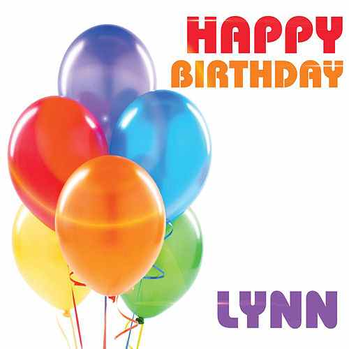 happy birthday lynn ; 500x500