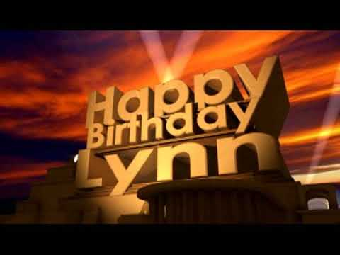 happy birthday lynn ; hqdefault