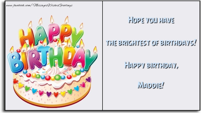 happy birthday maddie ; birthday-maddie-51718