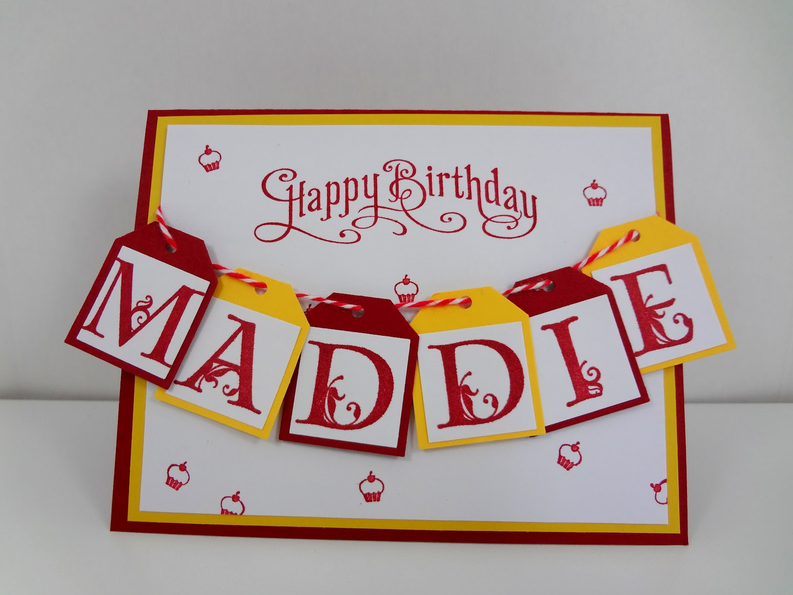 happy birthday maddie ; maddie-1