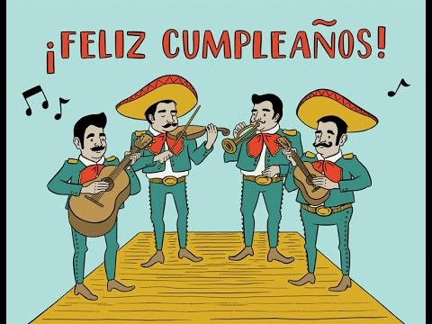 happy birthday mariachi ; hqdefault-1